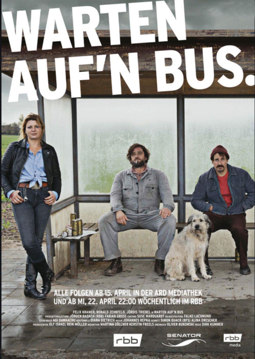 Warten auf'n Bus 20